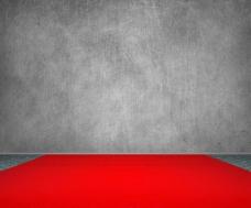 室内的红地毯背景