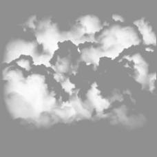 厚重的云彩笔刷