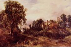 西方油画艺术