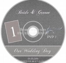 婚礼DVD 结婚DV图片
