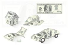 元钱抽象向量
