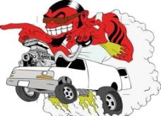 恶魔汽车图片