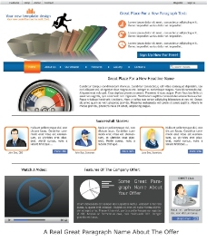 网站模板 网页设计图片