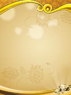 婚纱背景模版图片