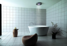 奢华的卫生间图片