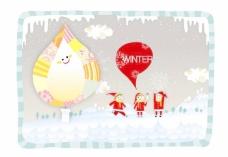 2014韩国圣诞矢量图库043