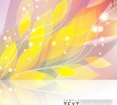 炫丽动感流线背景矢量素材4