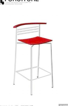 韩国椅子矢量图01