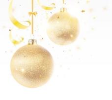 精美圣诞节装饰元素矢量素材01