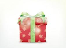 圣诞节礼盒图标矢量素材