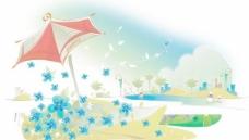 2007最新韩国风景CDR矢量图05