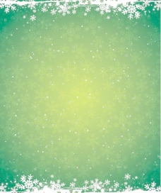 雪花背景矢量素材