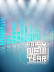 2013新年晚会背景