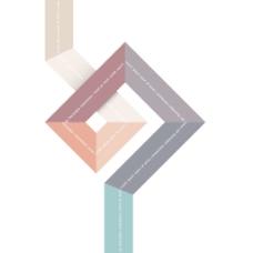 几何抽象的形状设计