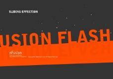 flash图片随鼠标左右移动动画