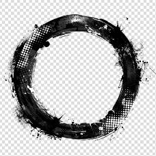 圆图形AE模板