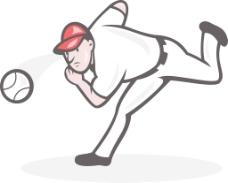 美国棒球投手