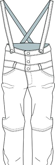 男童服装图案款式设计图片