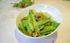 麻酱油麦菜图片