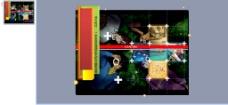动漫大赛PPT模板下载