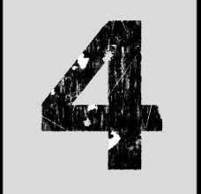 数字四AE源文件