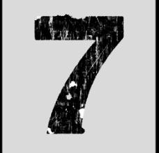数字七AE源文件