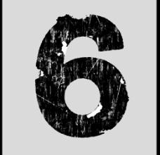 数字六AE源文件