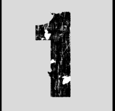 数字一AE源文件