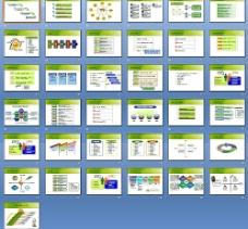 职业规划PPT模板图片