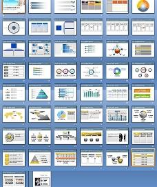 建设工程经验交流PPT模板图片