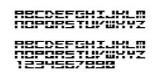 M40bitline 英文字体下载