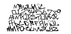 New Unicode 英文字体下载