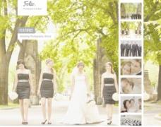 婚纱摄影网站图片