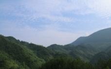 美丽的大山图片