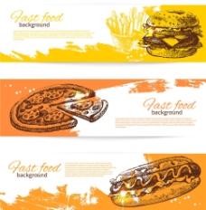 披薩快餐圖片