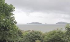 普陀山的海景图片