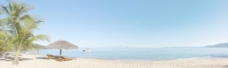 沙滩海景图片