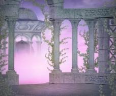 紫古预制的背景