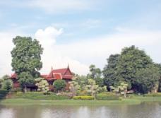 泰国的建筑与园林