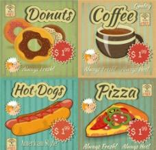 热狗披萨图片