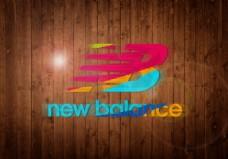 NB新百伦LOGO标志NEWBALACE