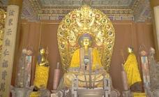 雍和宫释迦牟尼佛图片