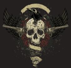 T恤图案设计图片