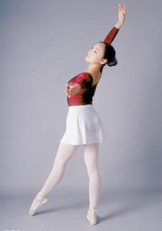舞蹈人物图片