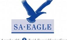 SA_Eagle logo设计欣赏 SA_Eagle人寿保险标志下载标志设计欣赏