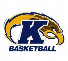 Ken_State_Basketball logo设计欣赏 Ken_State_Basketball高等学府标志下载标志设计欣赏