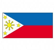 Philippines_Flag logo设计欣赏 Philippines_Flag广告公司LOGO下载标志设计欣赏