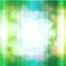 绿色背景虚化的设计