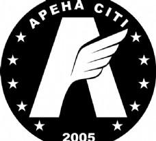 Arena_City logo设计欣赏 Arena_City唱片公司LOGO下载标志设计欣赏