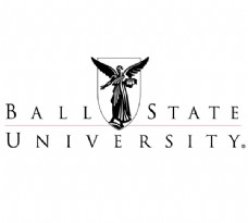 Ball_State_University logo设计欣赏 Ball_State_University大学LOGO下载标志设计欣赏